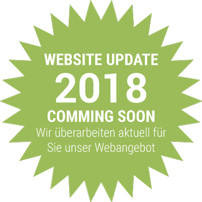 WEBSITE UPDATE COMING SOON